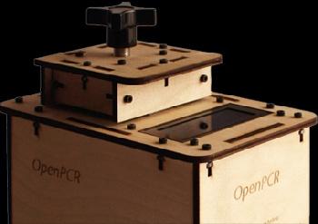 OpenPCR装置(オフィシャルページより)